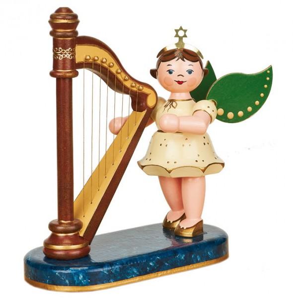 Hubrig Neuheit 2014 - Engel Harfe 16cm