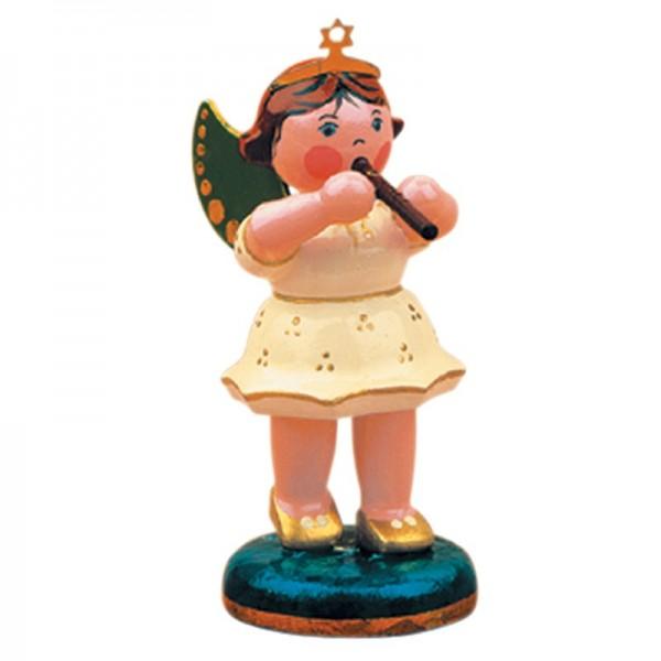 Hubrig Engel mit Flöte 6,5cm
