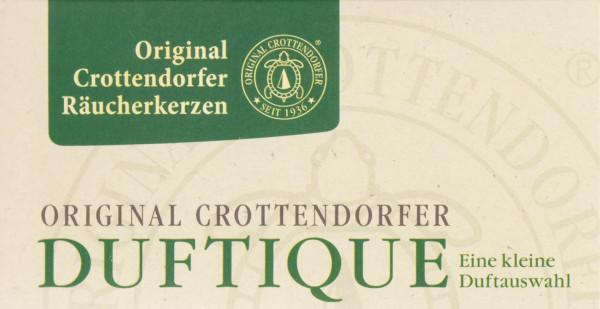 Dregeno Erzgebirge - Crottendorfer Räucherkerzen »Duftique«, kleine Duftauswahl Weihnachtsdüfte/Santali (18)