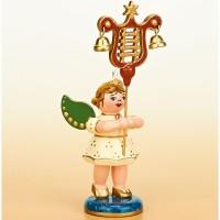 Hubrig Engel mit Lyra 6,5 cm