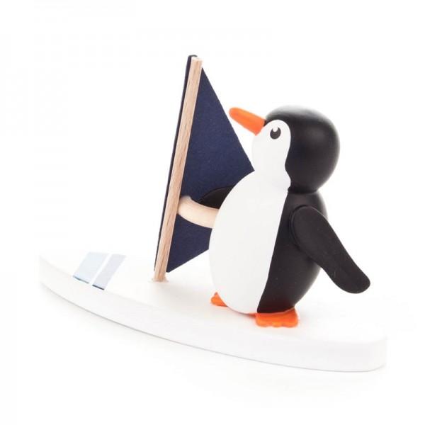 Dregeno Erzgebirge - Miniatur-Pinguin Surfer