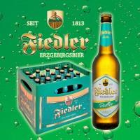 Fiedler Erzgebirgsbier - Radler - 0,5l