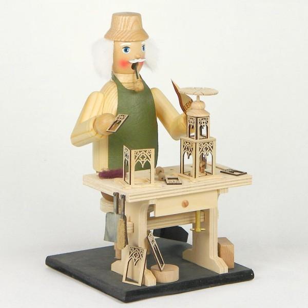 HELA Neuheit Räuchermann Pyramidenhersteller mit Spielwerk