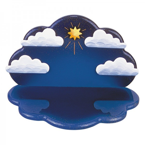 Hubrig Engelwolke stehend-hängend 23x14x14cm