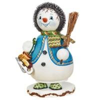 Hubrig Neuheit 2014 - Räucherwichtel Schneeflöckchens Eiskufen