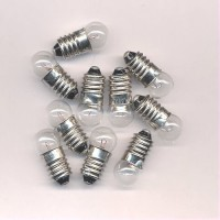 Hubrig - Glühbirne E10 4,8V 0,3W