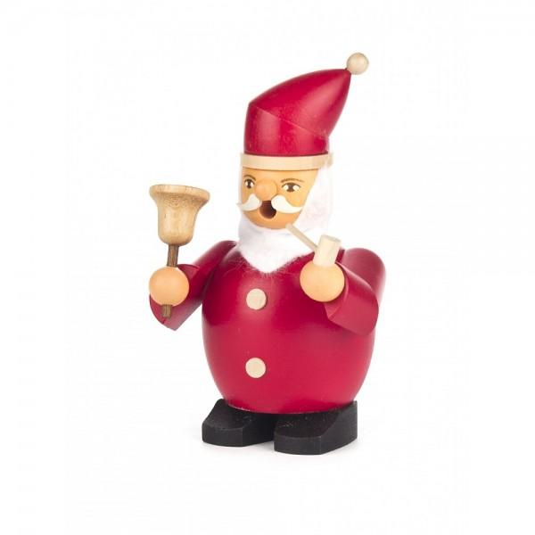 Dregeno Erzgebirge - Miniatur-Räuchermann Weihnachtsmann