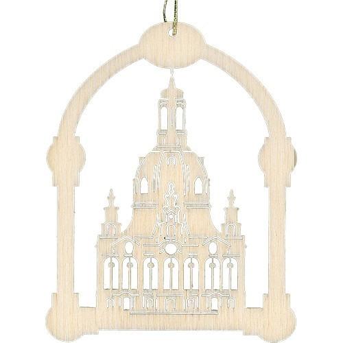 Lenk & Sohn Baumbehang Bogen Motiv Frauenkirche
