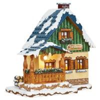Hubrig Neuheit 2014 - Winterhaus Forsthaus