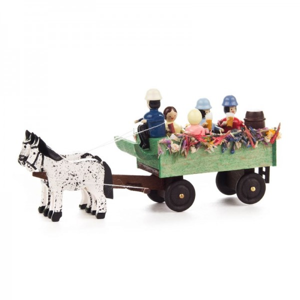 Dregeno Erzgebirge - Miniatur-Kremserwagen