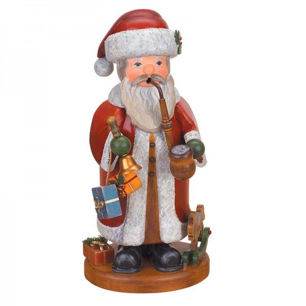 Hubrig Räuchermann Weihnachtsmann 35cm