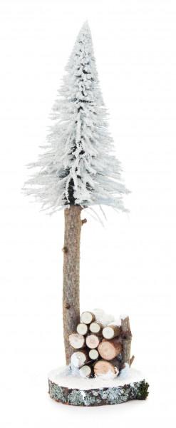 Dregeno Erzgebirge - Baum Winter, 38cm