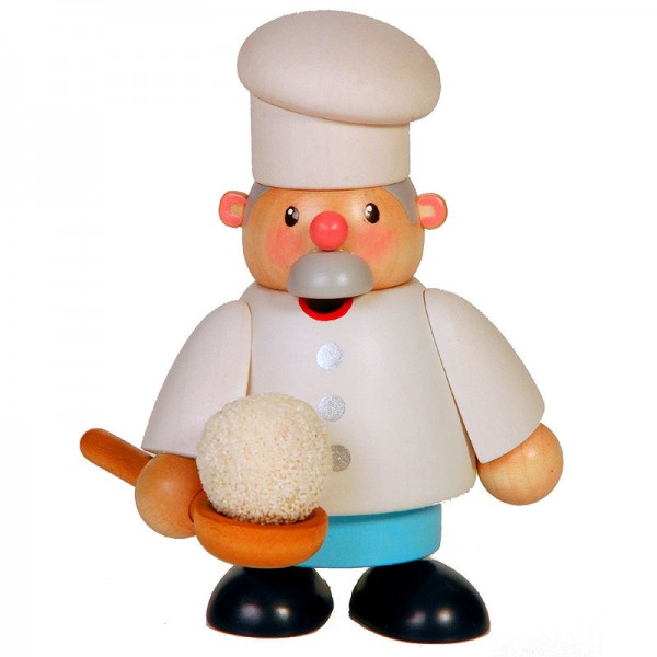 KWO - Kleine Kerle Räuchermännchen - Koch