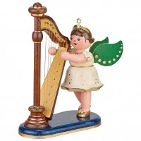 Hubrig Neuheit 2017 - Engel Harfe 10cm