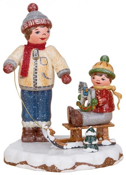Hubrig Winterkinder Beste Freunde